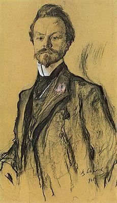 Konstantin Dmitrijevič Balmont