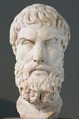 Epikúros