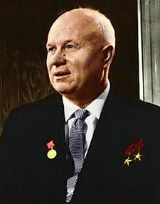 N.S. Chruščov