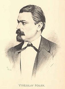 Vítězslav Hálek