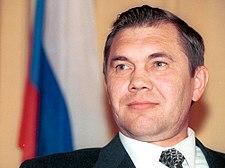 Alexandr Ivanovič Lebeď