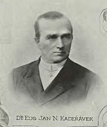 Eugen Kadeřávek