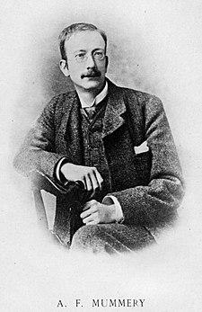 Albert Frederick Mummery