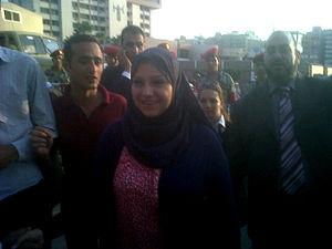 Asmaa Mahfuz