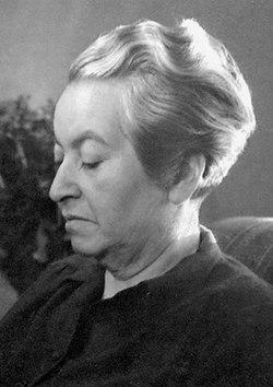 Gabriela Mistralová