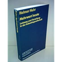 Helmar Nahr