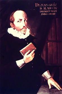 Juan Ruiz De Alrcón Y Mendoza