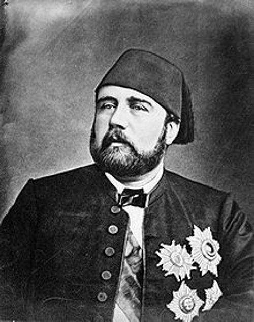 Ismaíl I. Paša