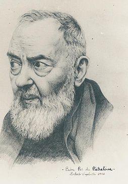 sv. Pio z Pietrelciny