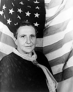 Gertrude Steinová