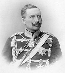 Vilém II. Pruský