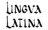 Latinské přísloví